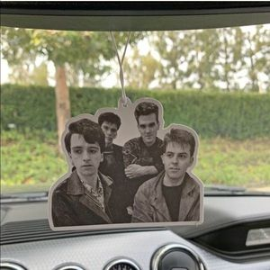 The Smiths Inspired Air Freshener | New car smell